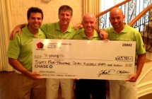 Charity the Winner at Texas Golf Day
