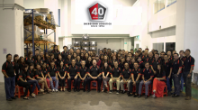 Singapore Office Celebrates 40th Anniversary!